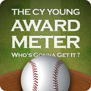 ��������󥰾ޥ᡼���� - MLB The Cy Young Award Meter